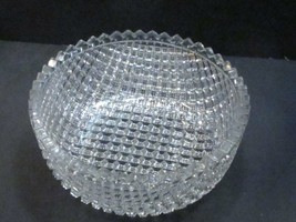 American Brilliant Period Hand Cut Glass Flashy bowl abp - $181.98