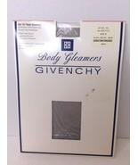 Vintage Givenchy Style 157 Silver Fox Sz B Sheer Hosiery Pantyhose Disco... - $13.45