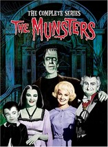 The munsters   the complete series  dvd  2008  12 disc set  thumb200