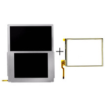 New Replacement TOP & BOTTOM LCD for Nintendo 2DS + Touch screen Digitizer - $32.33