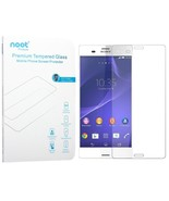 Sony Xperia Z3 Screen Protector - NOOT 0.33mm Tempered Glass Crystal Clear - $6.22
