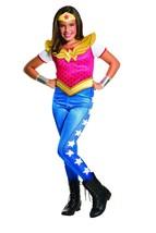 Rubies Wonder Woman DC Comics Hero Child Kids Girls Halloween Costume 62... - $29.99