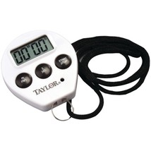 Taylor(R) Precision Products 5816N Chefs Timer/Stopwatch - $26.31