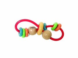 Manhattan Toy Skwinkle Teether and Rattle Activity Clutching Toy - $22.24