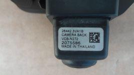 Nissan Versa Back Up Reverse Parking Aid Assistance Rear View Camera 28442-3VA1B image 4