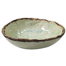 Khurja Pottery Handmade Ceramic Decorative Serving Bowl - €30,52 EUR