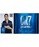 CRISTIANO RONALDO CR7 PLAY IT COOL(M)EDT SP 1.7oz - $24.75