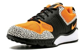 NIKE ZOOM TALARIA '16 MEN'S BLACK/ORANGE SHOES #844695-006 - $67.19