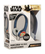 NEW SEALED Star Wars Mandalorian The Child 3D Stereo Headphones Baby Yod... - $15.83