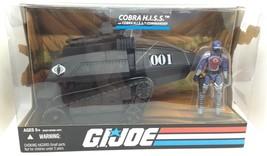H.I.S.S. Tank w Commander HISS GI JOE COBRA 25th Anniversary Hasbro - $75.99