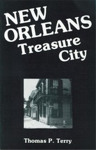 New Orleans - Treasure City ~ Lost & Buried Treasure - $24.95