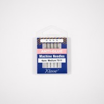 Klasse Anti Glue 75/11, 4 Needle 20 Needle Collection (5 Packs) - $18.80