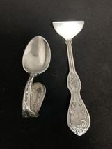 Vintage Baby Spoon & Food Pusher Silverplate SSP 1906 No Monograms - $24.70