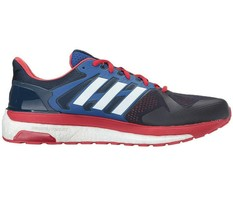 Adidas Boost Supernova ST Red White Blue CG2702 Mens Running Shoes - $79.95