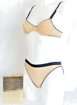NEU BH-Set Dolce & Gabbana Gold schwarz bra set D&G lingerie dolce&gabba... - $56.96