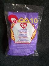 1999 McDonald's Teenie Beanie Baby Stretchy The Ostrich New - $1.35