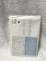 Vogue 9259 Misses Evening Dress Vintage Sewing Pattern image 3