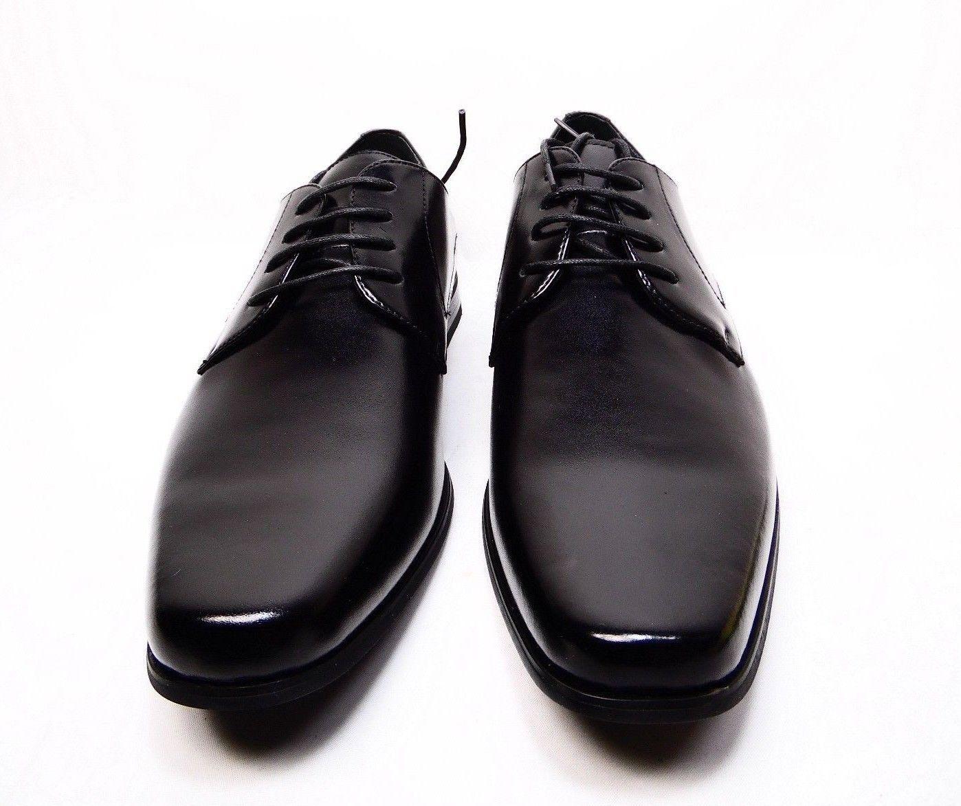 Stacy Adams Carmichael Oxford Black Size 13M - £44.32 GBP