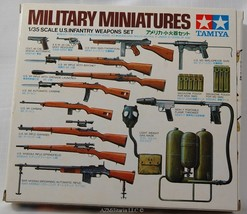1/35 U.S. Infantry Weapons Set Kit No. MM221 Series No. 121 - $3.75