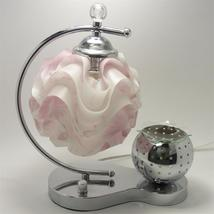 Purple Electric Oil or Tart Warmer and Lamp - $23.50
