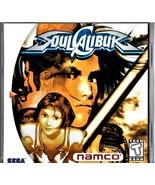 Sega Dreamcast - Soul Calibui - $24.00