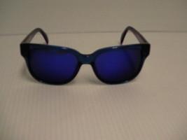 0dcd31c953ead6 Herren Diesel Sonnenbrille Neu DL0074 83X Kristallblau Spiegel 55mm mit  Etui - €64,23