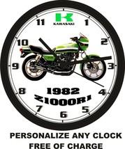 1982 KAWASAKI Z1000R1 WALL CLOCK-NEW!!-FREE USA SHIP! - $28.70+