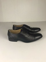 Cole Haan Oxford Dress Shoes Mens 10.5 Black  - $57.97