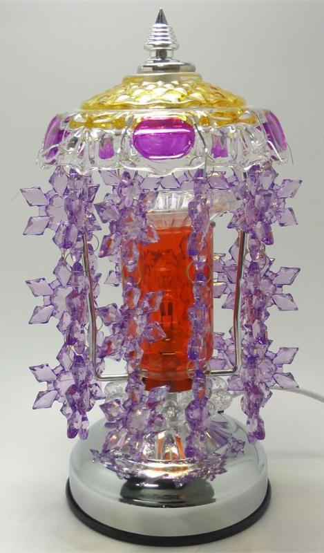 Purple Touch Light  Oil or Tart  Warmer
