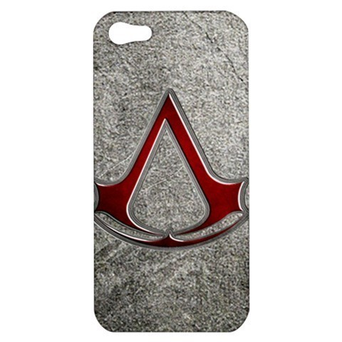 Primary image for NEW iPhone 5 Hard Shell Case Cover Assassins Creed Emblem Gift model 34809235