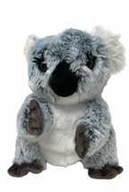 "Unipak Plush Koala Bear 11""  Furry Grey White Soft Stuffed Animal Toy 20... - $10.99"