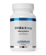 DHEA - 5 mg, 100 Tablets (Micronized) - $11.20