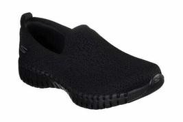Women's Skechers GOwalk Smart Slip-On Walking Shoe Black/Black - $91.44