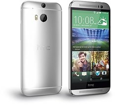 HTC One M8 16GB 4G LTE Unlocked GSM Android Cell Phone EMEA Version - Si... - $264.23