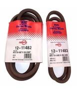 954-0467 954-0468 Drive Belt Set Variable Speed 754-0468 LX423 LX420 LX5... - $28.15