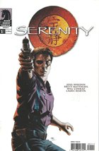 Serenity Issue #1 VF-NM Mal Variant Cover John Cassaday Dark Horse Comic... - $9.50