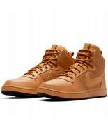 Nike Ebernon MID Winter Men's shoes Wheat / Wheat-Black AQ8754-700 FREE ... - $87.03