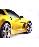 2010 Chevrolet CORVETTE sales brochure catalog US 10 ZR1 ZO6 Gran Sport  - $12.00