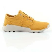 Palladium Mens Pallaville Cvs Shoes Gldnyllw/Wndchme Yellow Size UK 10 - $64.45