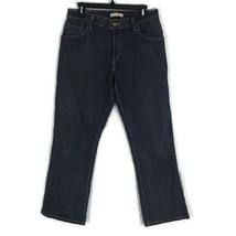 Levis Misses Jeans Size 8 Short 550 Medium Wash Stretch Denim Relaxed Bo... - $17.35