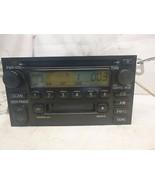 Toyota Factory Radio Single Disc Cd Cassette Player 86120-0C020 16814 LTC46 - $74.25