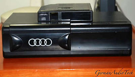AUDI CD PLAYER CHANGER A4 A6 A8 4D0 035 111 RADIO 1996 - $197.01