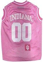 Pets First Indiana Pink Basketball Jersey, Medium - $15.83