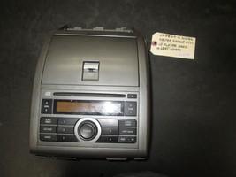 07 08 09 10 Nissan Sentra Single Disc Cd Player Radio #28185-ET000 *See Item* - $59.40