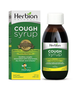 Herbion Naturals Cough Syrup with Honey, 5 fl oz - $9.99