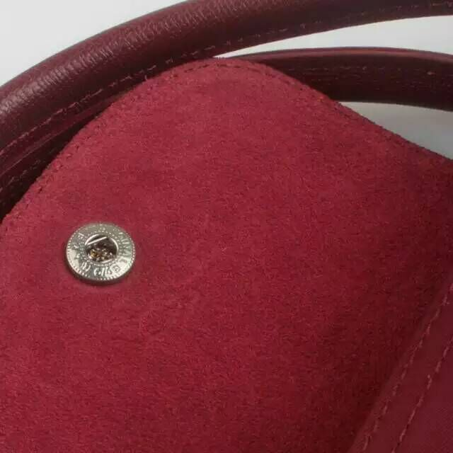 Longchamp Le Pliage Large Wine Red Handbag Neo Shoulder Strap 1515578009
