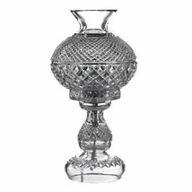"""Waterford INISHMAAN Hurricane Lamp 14"""" Electric Crystal #9530000211 New - $668.99"""