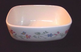 """Florentina Royal Doulton Butter Dish BOTTOM ONLY 5"""" x 3.5"""" Bowl Will Shi... - $36.58"""