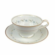 """Noritake Fairfield Fine China Pattern 6101 2.24"""" Footed Cup & Saucer Set - $14.85"""