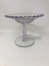 """Candlewick by IMPERIAL GLASS 400/45 5"""" Footed 4 Ball COMPOTE (#18-1405) - $18.05"""